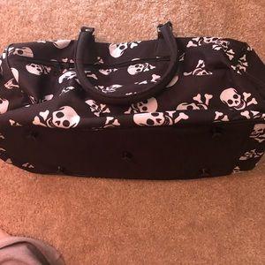 Handbags - Skull Duffle Bag